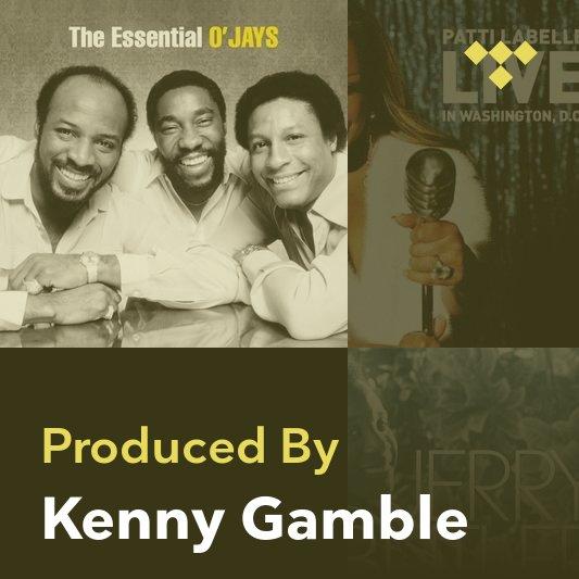 Producer Mix: Kenny Gamble