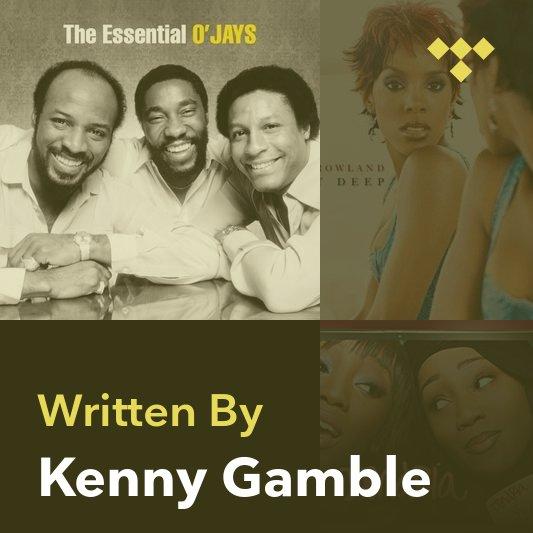 Songwriter Mix: Kenny Gamble
