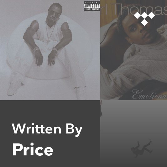 Songwriter Mix: Price
