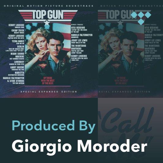 Producer Mix: Giorgio Moroder