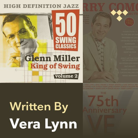 Songwriter Mix: Vera Lynn