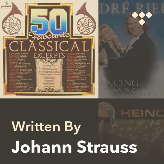 Songwriter Mix: Johann Strauss