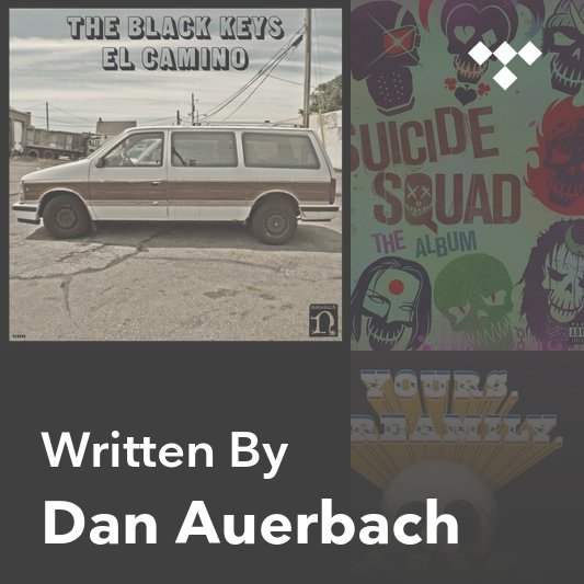 Songwriter Mix: Dan Auerbach