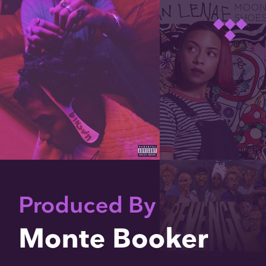 Producer Mix: Monte Booker