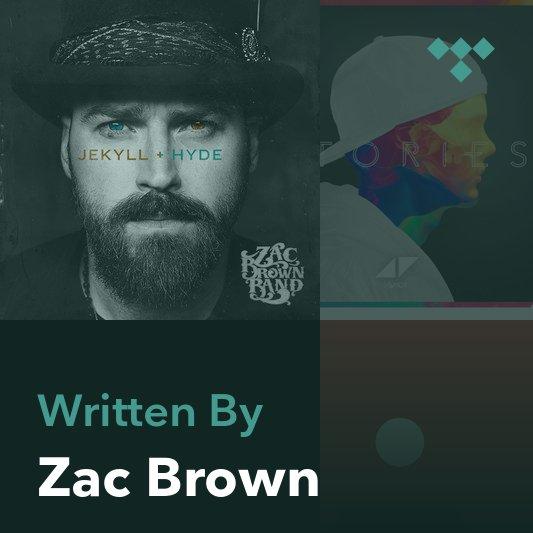 Songwriter Mix: Zac Brown