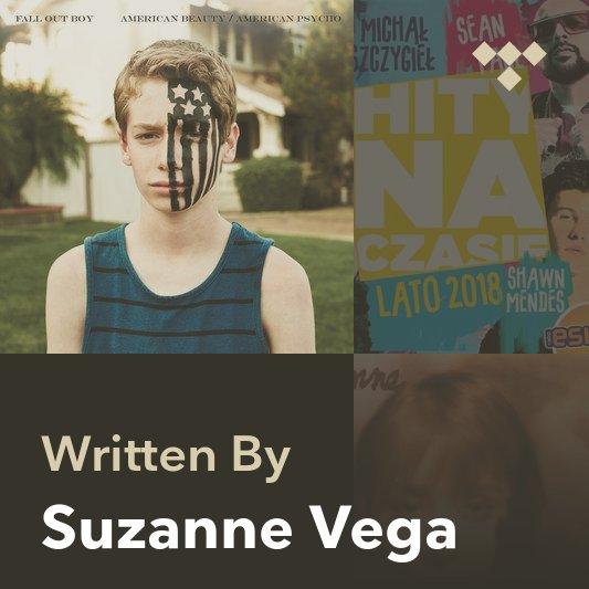 Songwriter Mix: Suzanne Vega