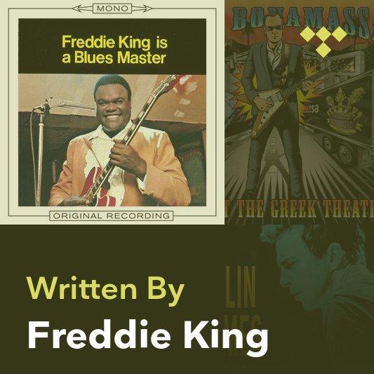 Songwriter Mix: Freddie King