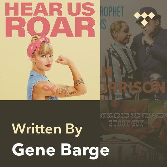 Songwriter Mix: Gene Barge