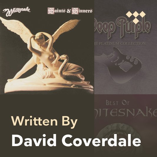 Songwriter Mix: David Coverdale