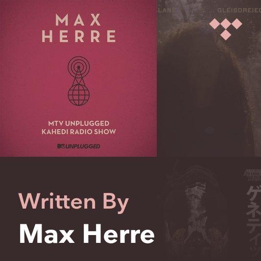 Songwriter Mix: Max Herre