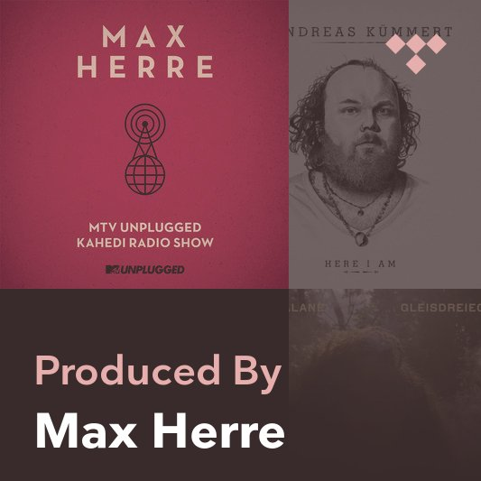Producer Mix: Max Herre
