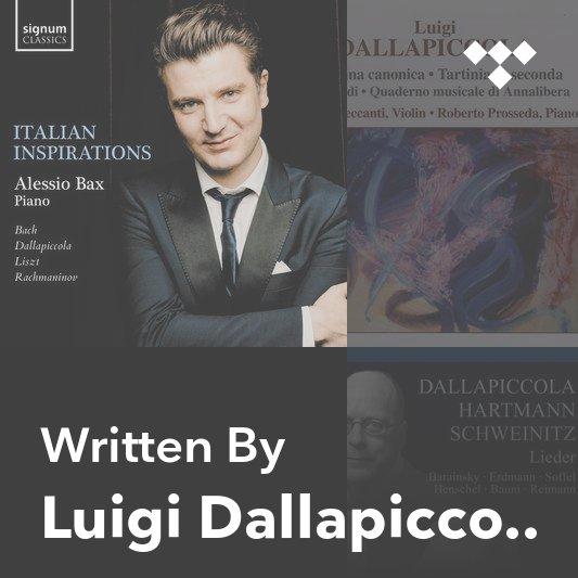 Songwriter Mix: Luigi Dallapiccola
