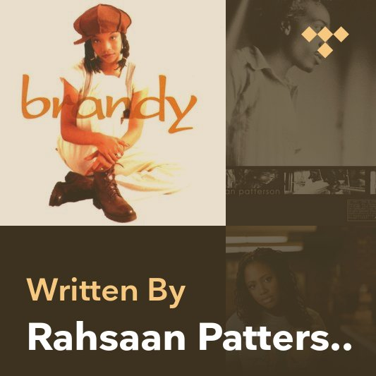 Songwriter Mix: Rahsaan Patterson