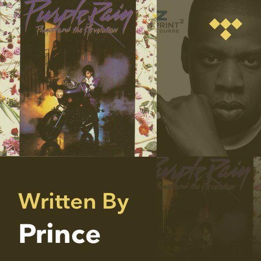 Songwriter Mix: Prince