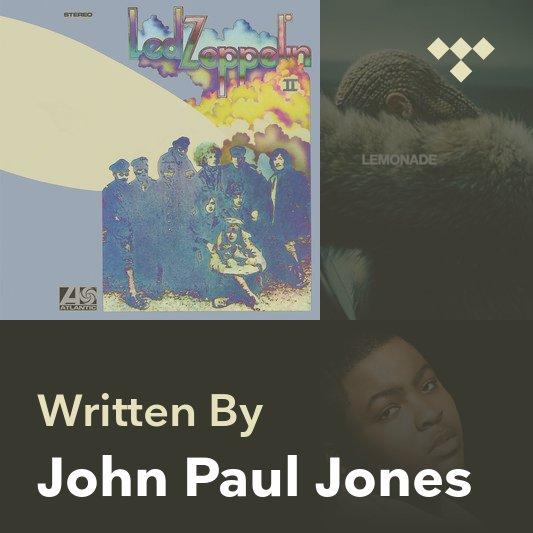 Songwriter Mix: John Paul Jones