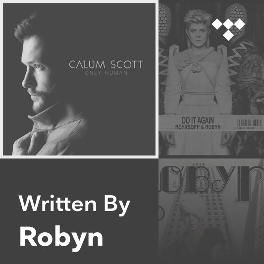 Songwriter Mix: Robyn