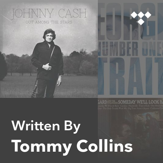 Songwriter Mix: Tommy Collins
