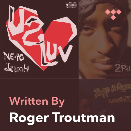 Songwriter Mix: Roger Troutman