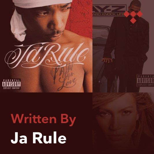 Songwriter Mix: Ja Rule