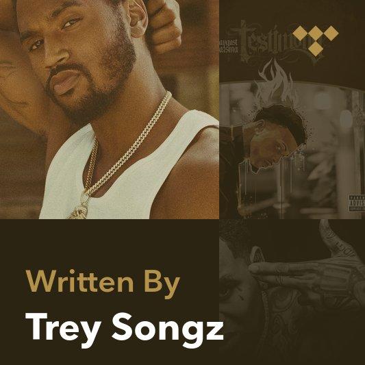 Songwriter Mix: Trey Songz