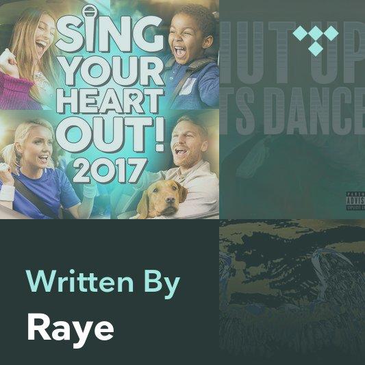Songwriter Mix: Raye