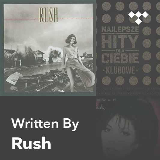 Songwriter Mix: Rush