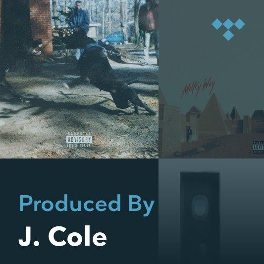 Producer Mix: J. Cole