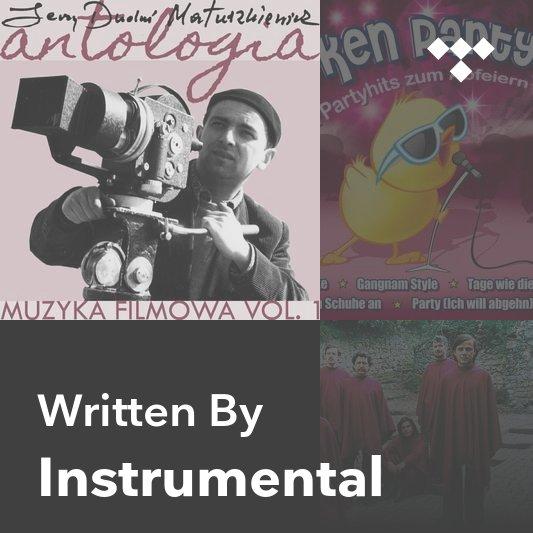 Songwriter Mix: Instrumental
