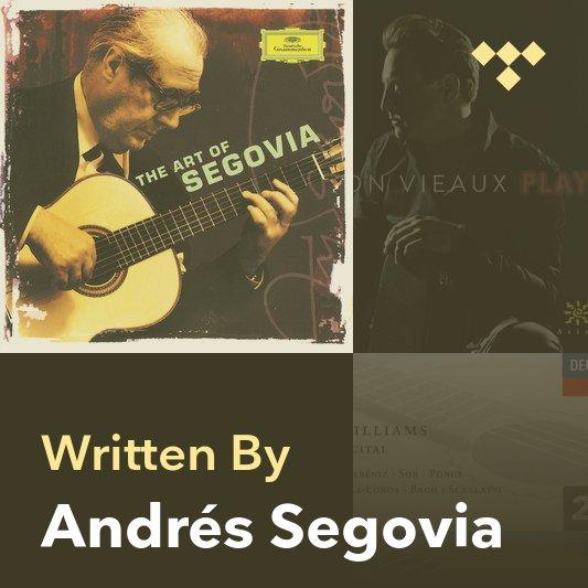 Songwriter Mix: Andrés Segovia