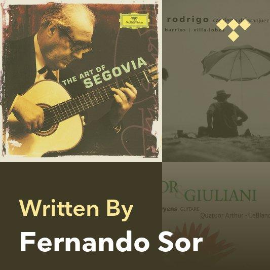 Songwriter Mix: Fernando Sor
