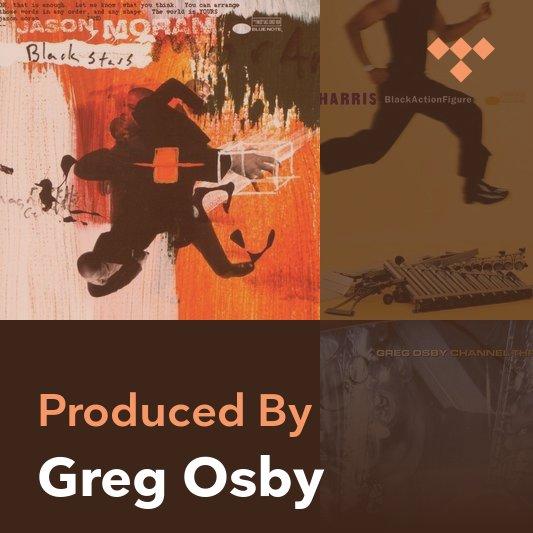 Producer Mix: Greg Osby