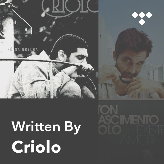 Songwriter Mix: Criolo