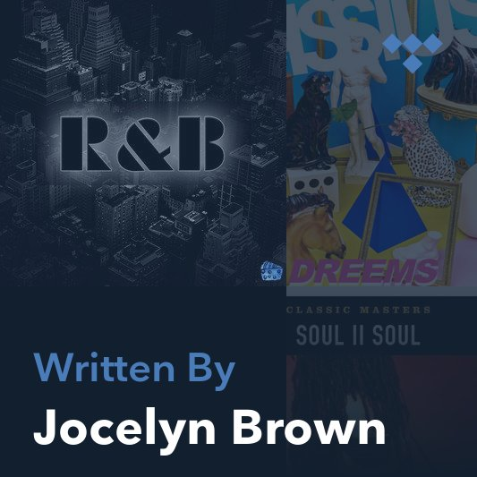 Songwriter Mix: Jocelyn Brown