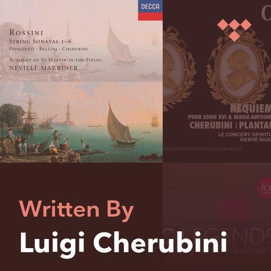 Songwriter Mix: Luigi Cherubini