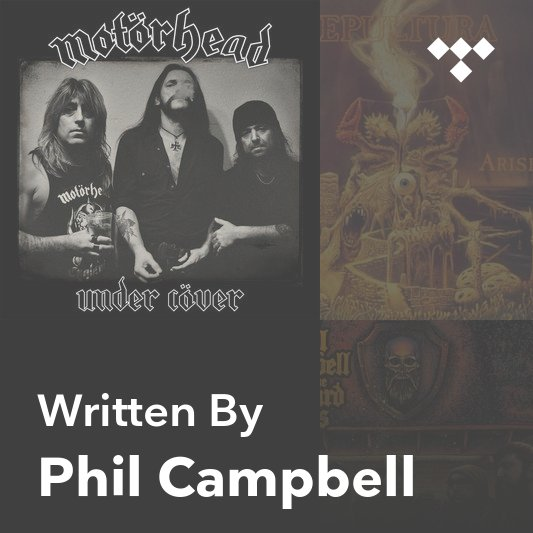 Songwriter Mix: Phil Campbell