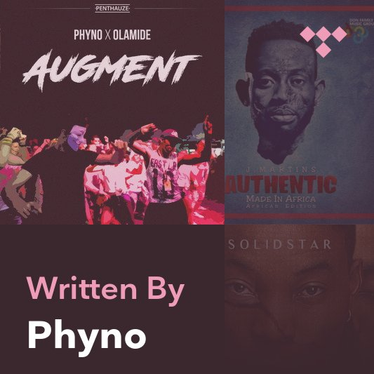 Songwriter Mix: Phyno