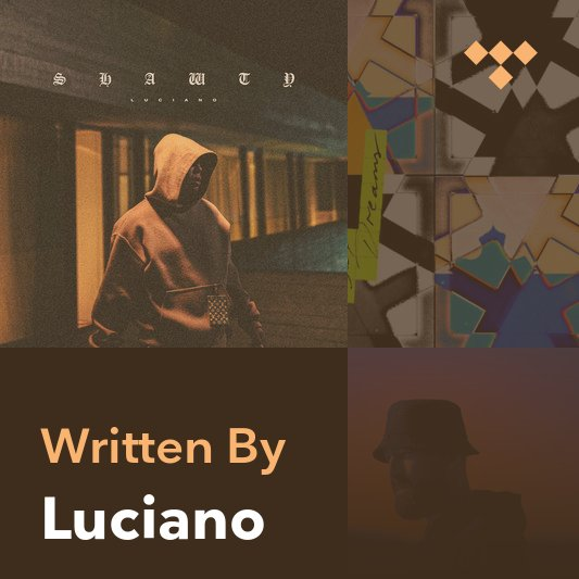 Songwriter Mix: Luciano