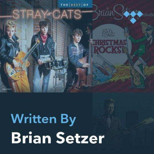Songwriter Mix: Brian Setzer