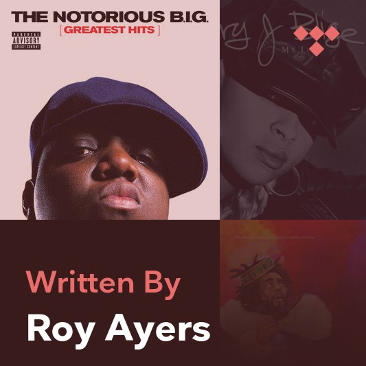 Songwriter Mix: Roy Ayers
