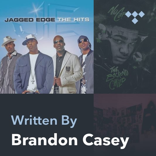 Songwriter Mix: Brandon Casey