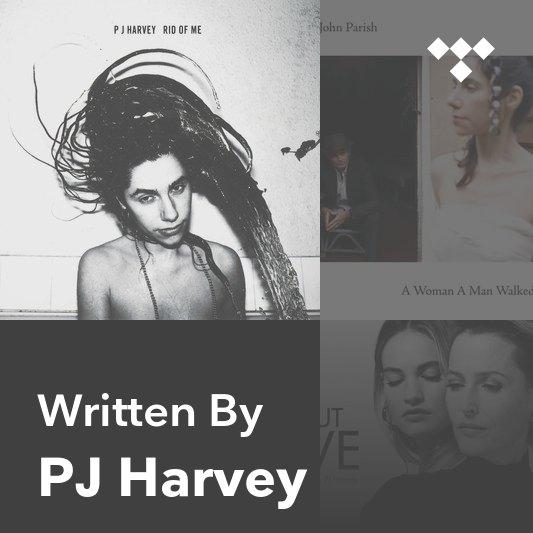 Songwriter Mix: PJ Harvey