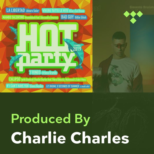 Producer Mix: Charlie Charles