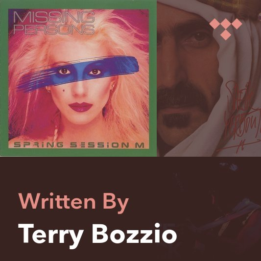 Songwriter Mix: Terry Bozzio
