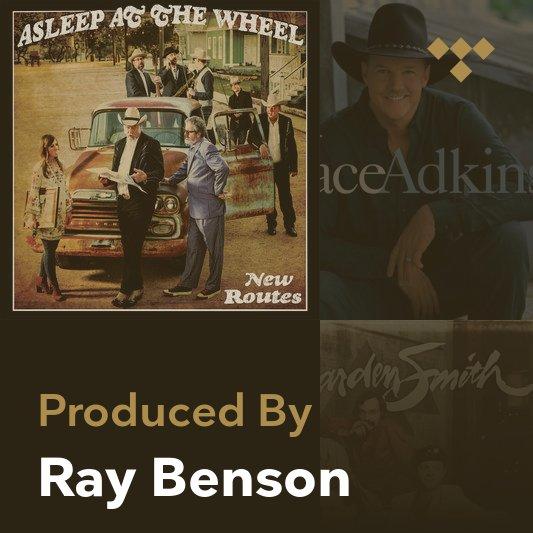 Producer Mix: Ray Benson