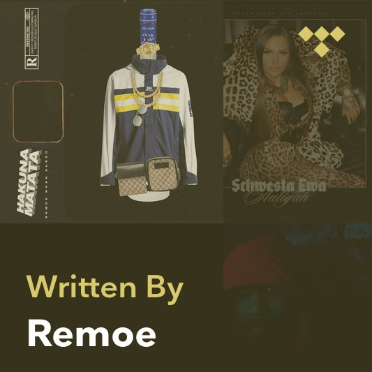 Songwriter Mix: Remoe