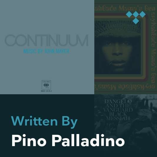 Songwriter Mix: Pino Palladino