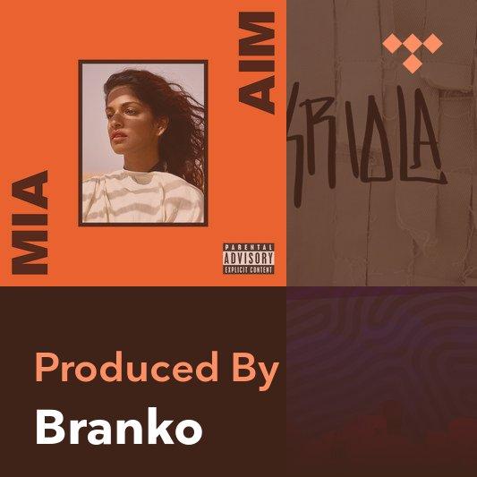Producer Mix: Branko