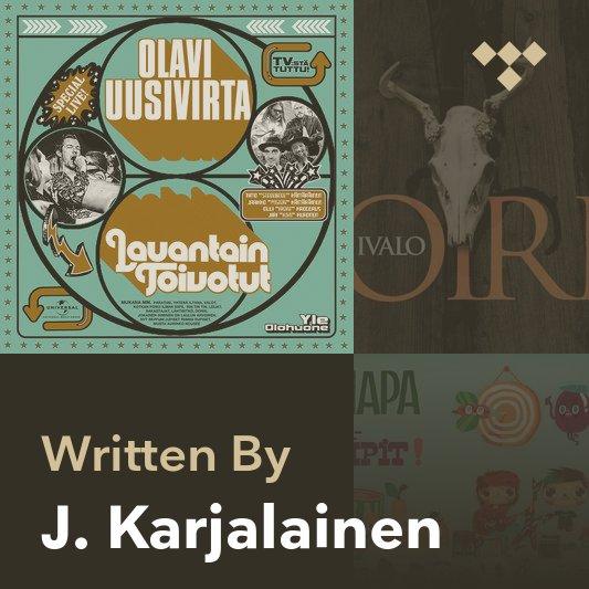 Songwriter Mix: J. Karjalainen