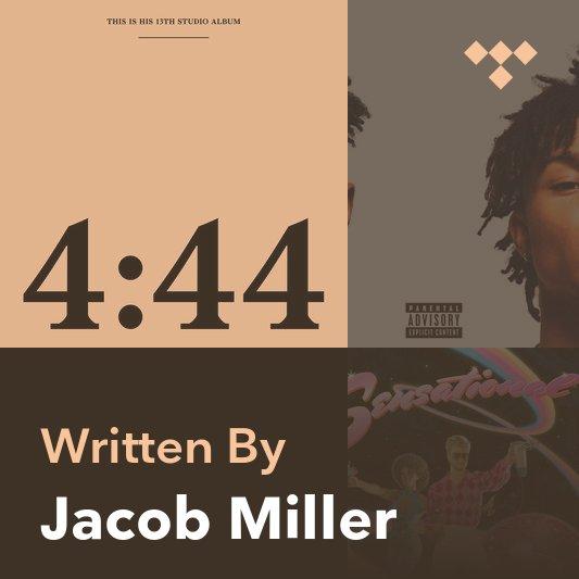 Songwriter Mix: Jacob Miller