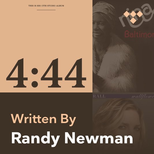 Songwriter Mix: Randy Newman